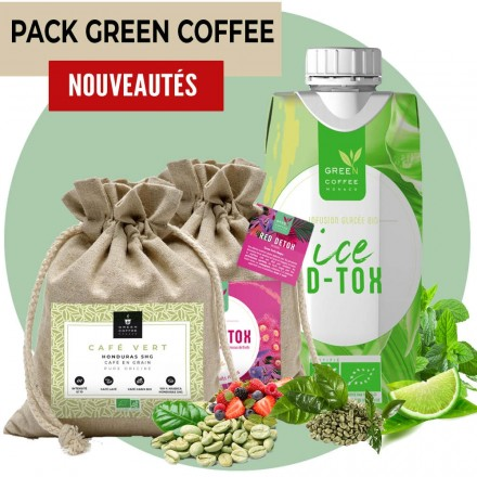 Pack Green Coffee