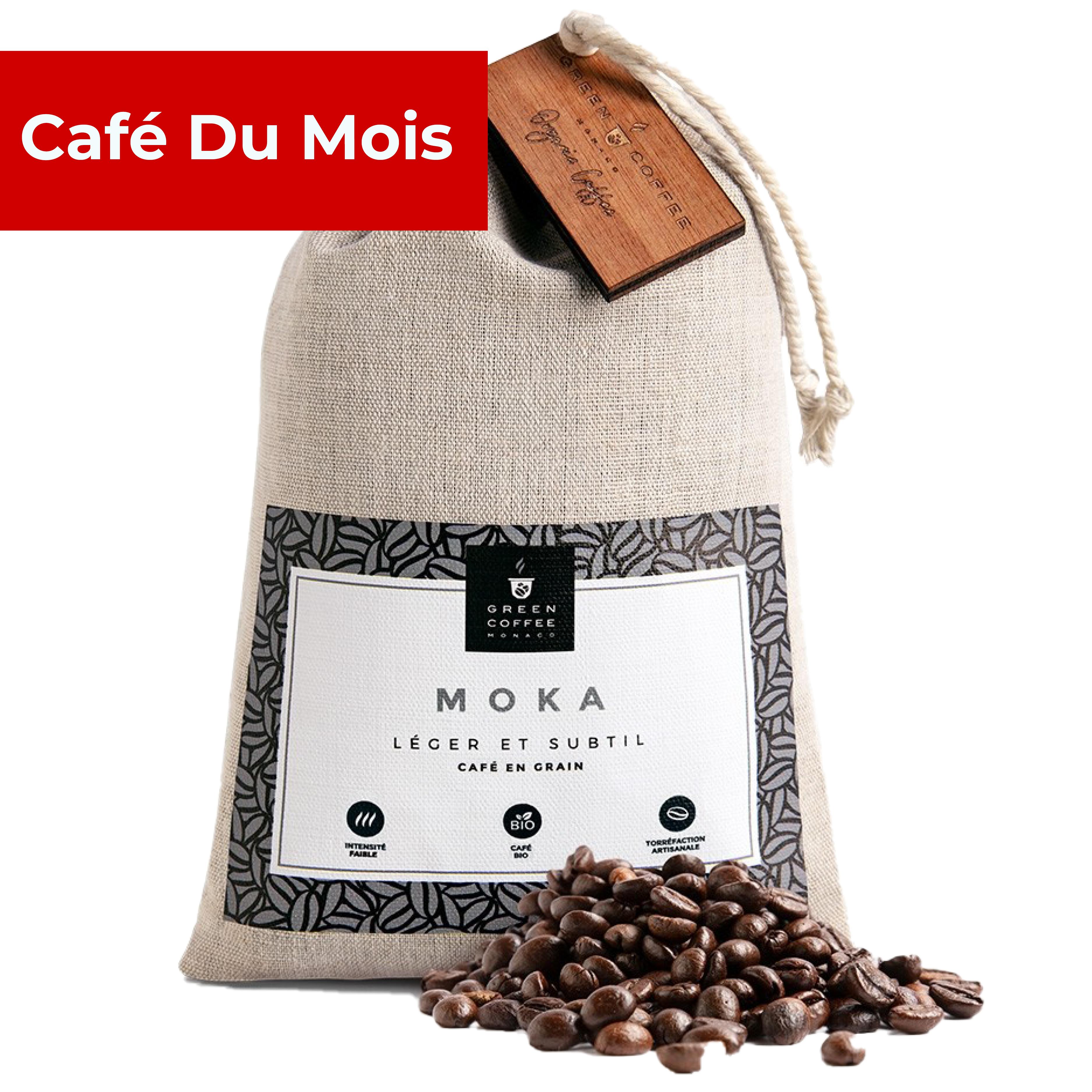 Moka Coffee Beans