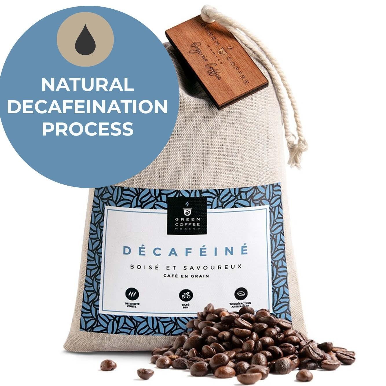 Decafeine Coffee Beans